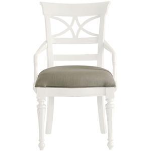Stanley Furniture Coastal Living Retreat Sea Watch Arm Chair
