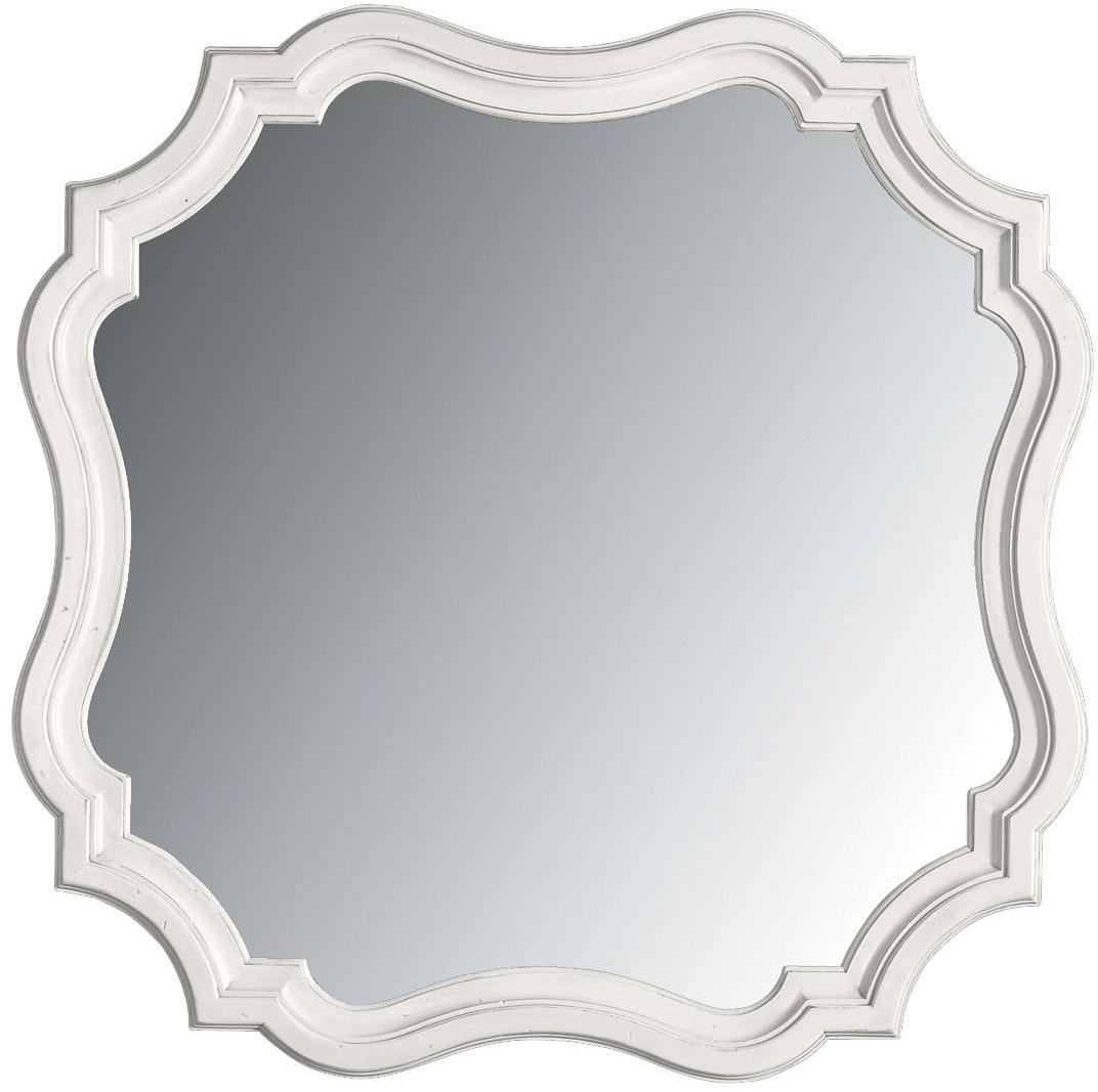 Stanley Furniture Coastal Living Retreat Piecrust Mirror - Item Number: 411-23-30