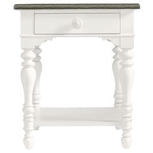 Stanley Furniture Coastal Living Retreat Lamp Table