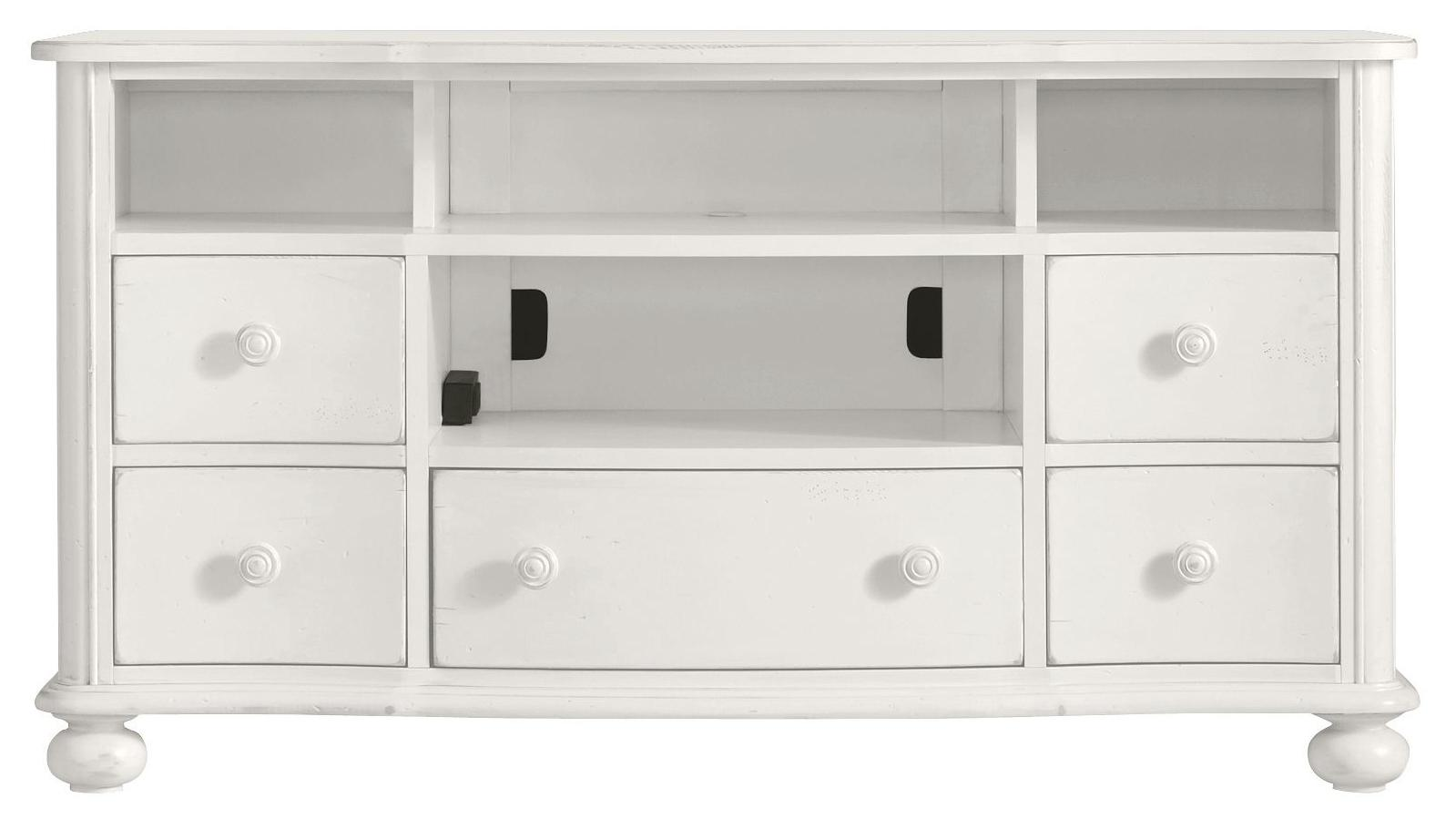 Stanley Furniture Coastal Living Retreat Media Console - Item Number: 411-25-30