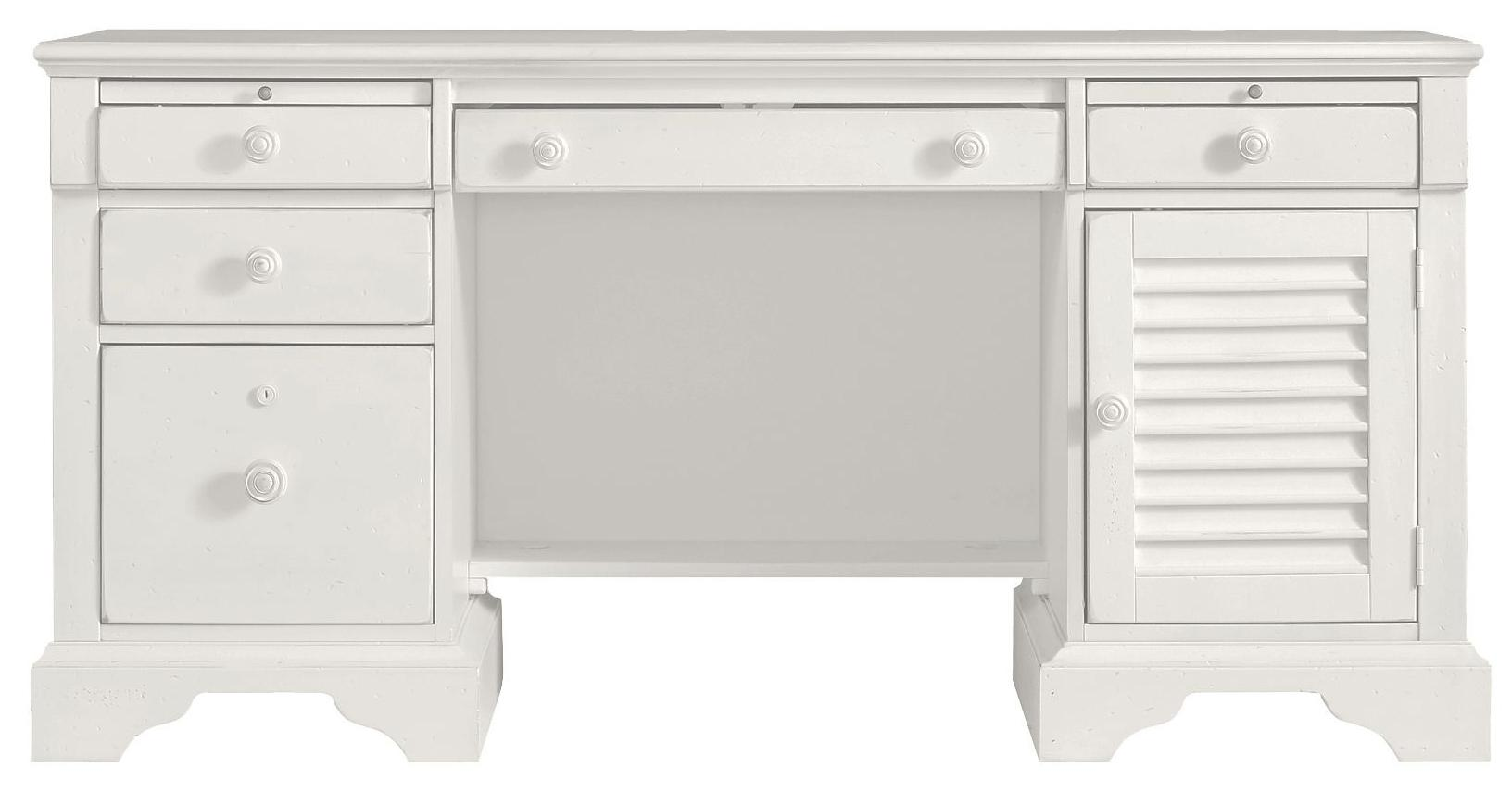 Stanley Furniture Coastal Living Retreat Computer File Desk - Item Number: 411-25-44