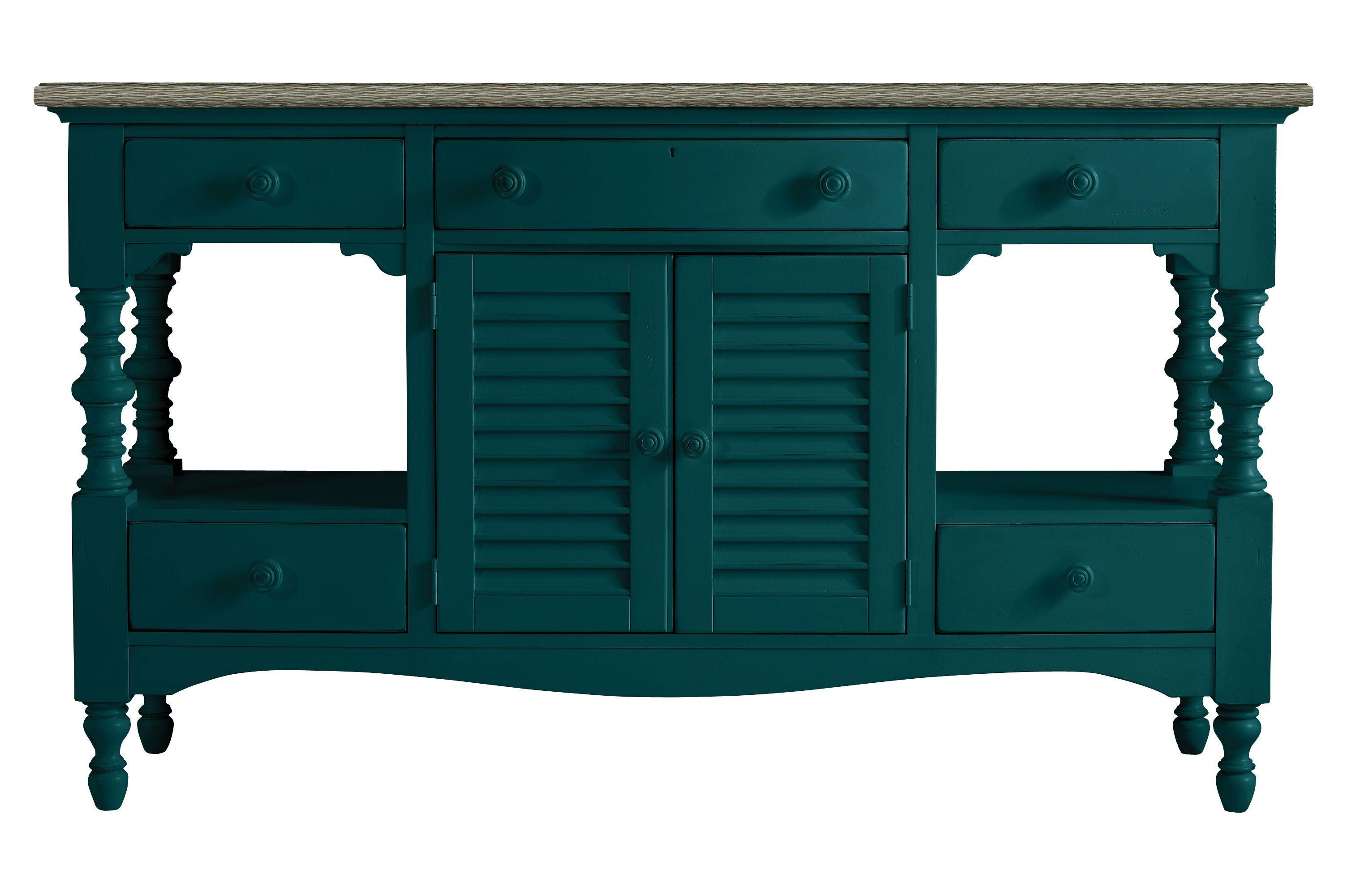Stanley Furniture Coastal Living Retreat Buffet - Item Number: 411-41-05