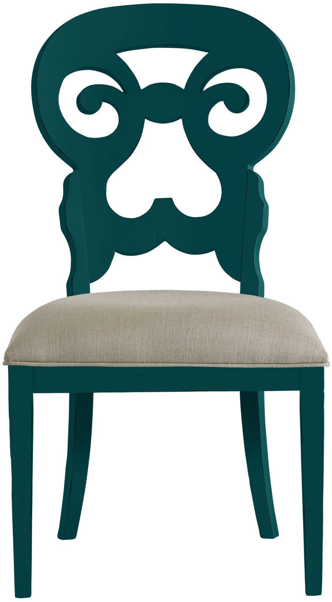 Stanley Furniture Coastal Living Retreat Wayfarer Side Chair - Item Number: 411-41-63