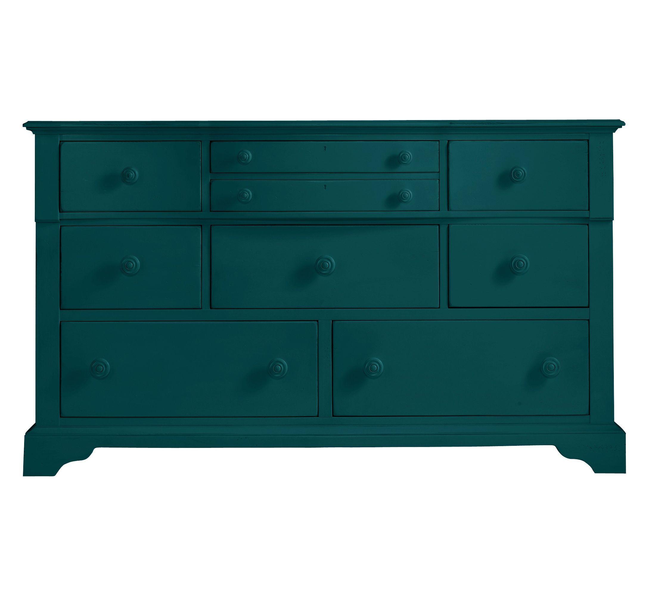 Stanley Furniture Coastal Living Retreat Getaway Dresser - Item Number: 411-43-05