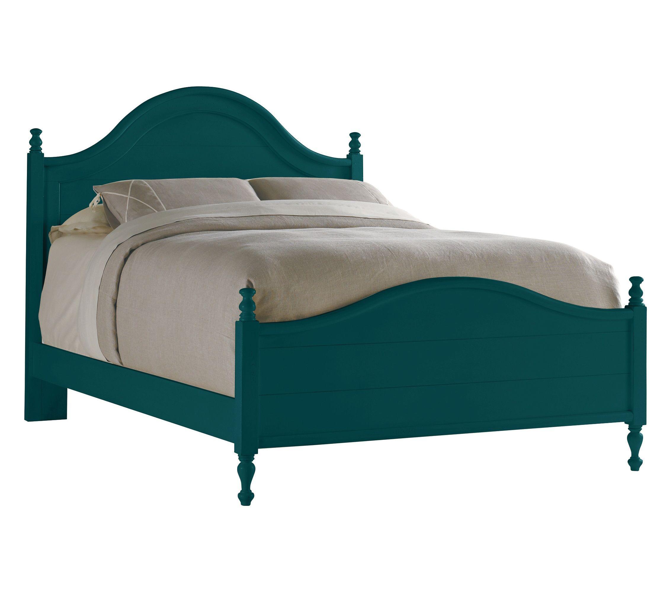 Stanley Furniture Coastal Living Retreat Queen Bungalow Bed - Item Number: 411-43-34