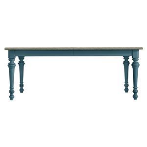 Stanley Furniture Coastal Living Retreat Rectangular Leg Table