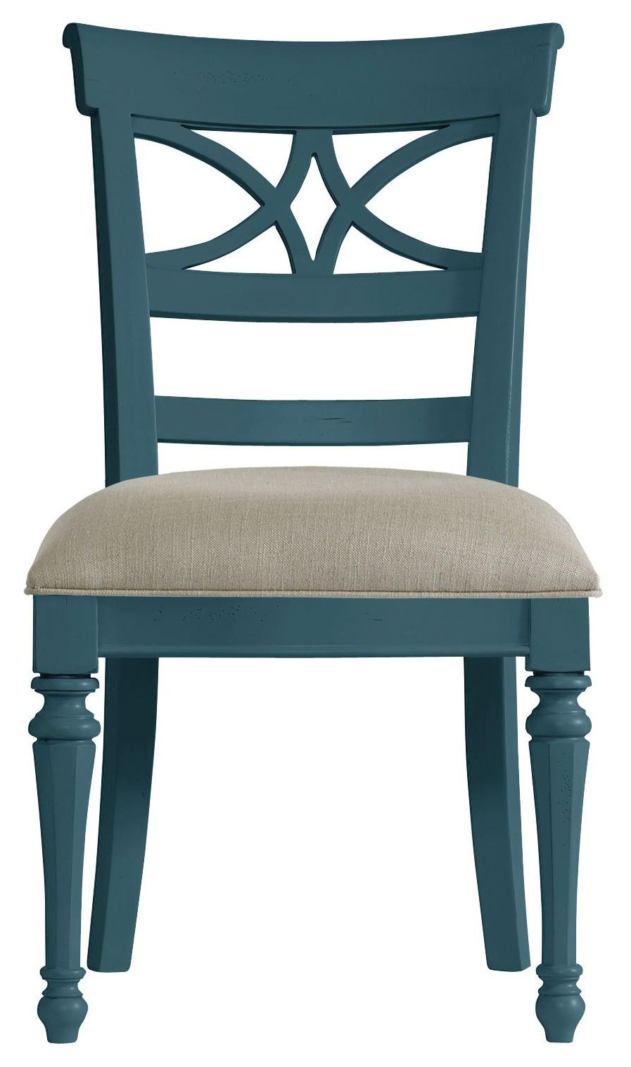 Stanley Furniture Coastal Living Retreat Sea Watch Side Chair - Item Number: 411-51-60