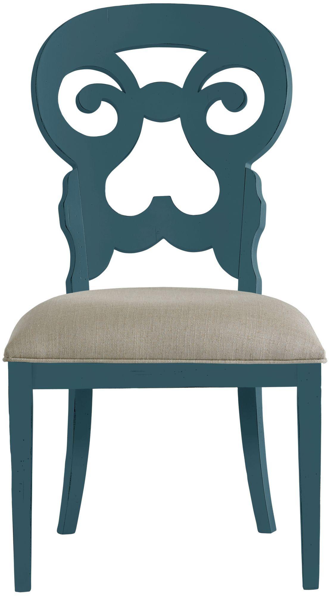Stanley Furniture Coastal Living Retreat Wayfarer Side Chair - Item Number: 411-51-63