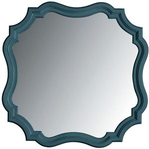 Stanley Furniture Coastal Living Retreat Piecrust Mirror