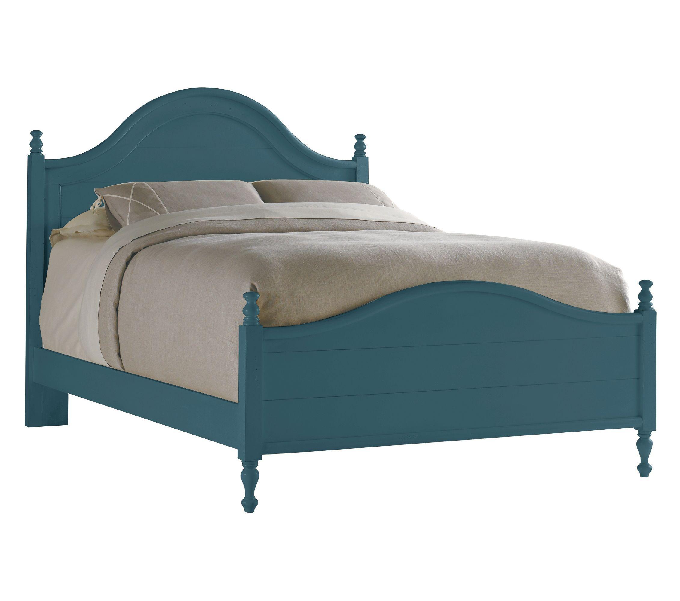 Stanley Furniture Coastal Living Retreat King Bungalow Bed - Item Number: 411-53-39