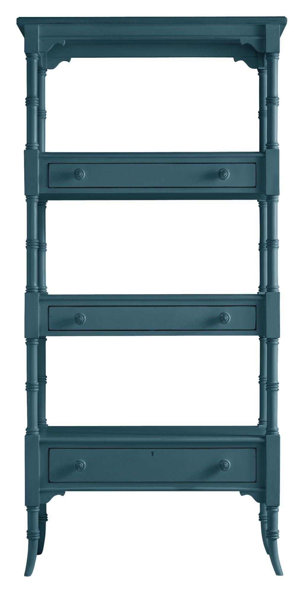 Stanley Furniture Coastal Living Retreat Etagere - Item Number: 411-55-18