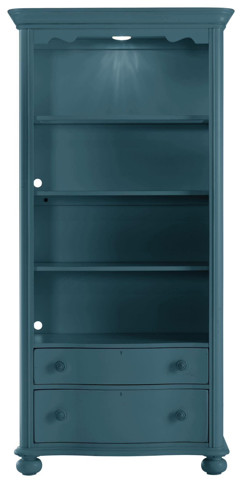 Stanley Furniture Coastal Living Retreat Bookcase - Item Number: 411-55-19