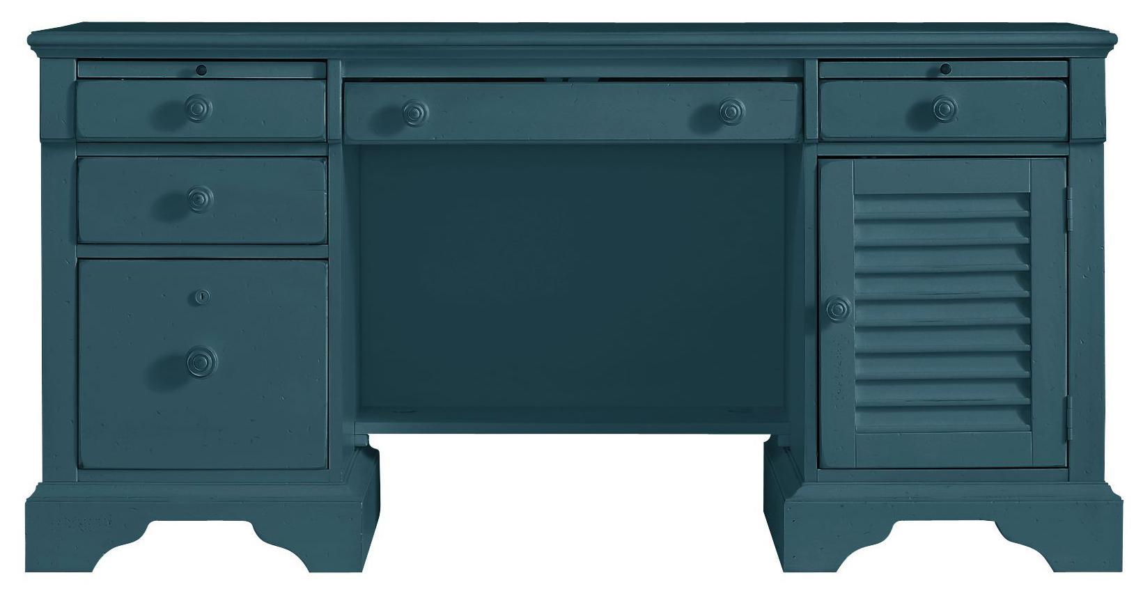 Stanley Furniture Coastal Living Retreat Computer File Desk - Item Number: 411-55-44