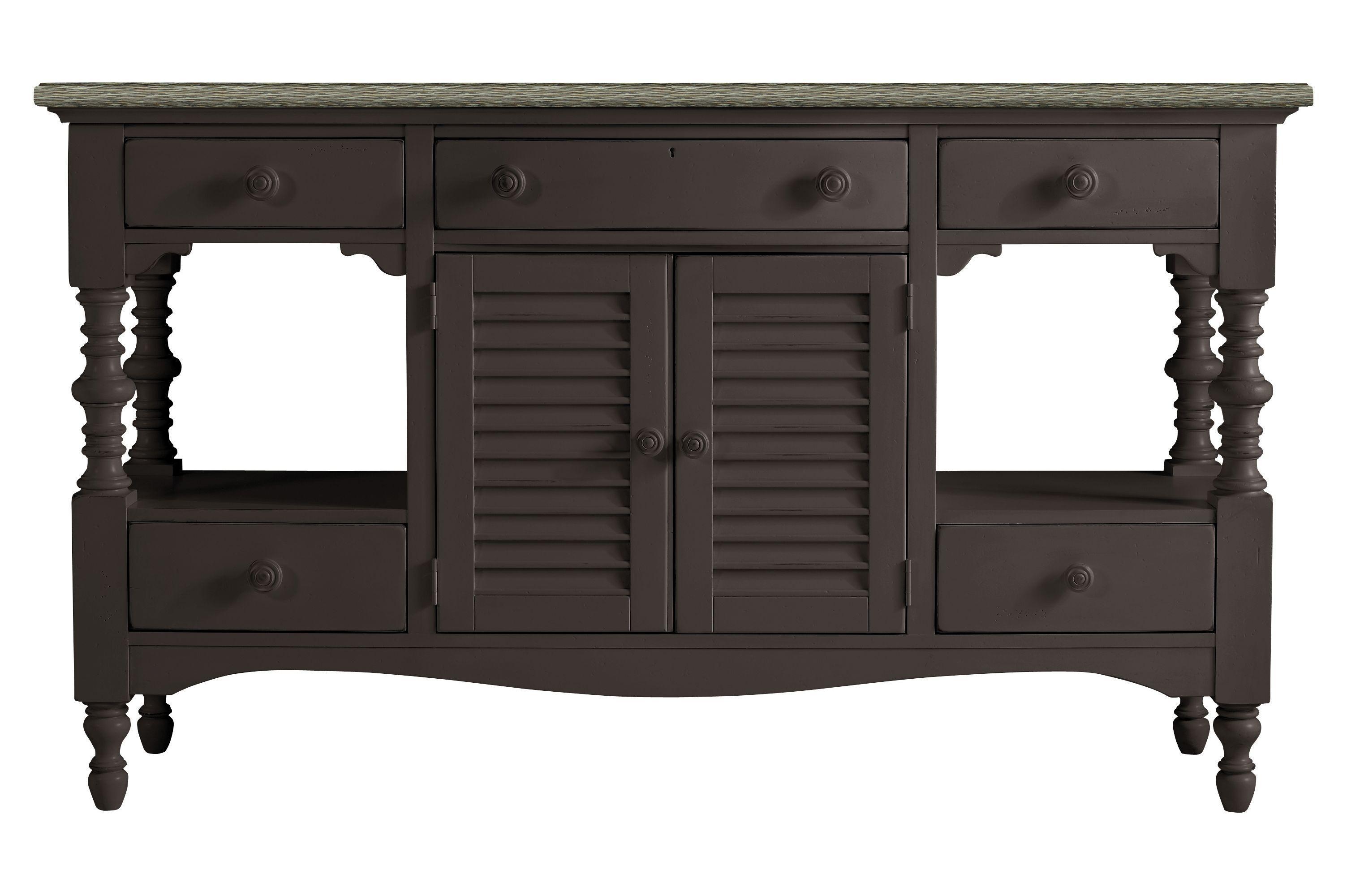 Stanley Furniture Coastal Living Retreat Buffet - Item Number: 411-81-05