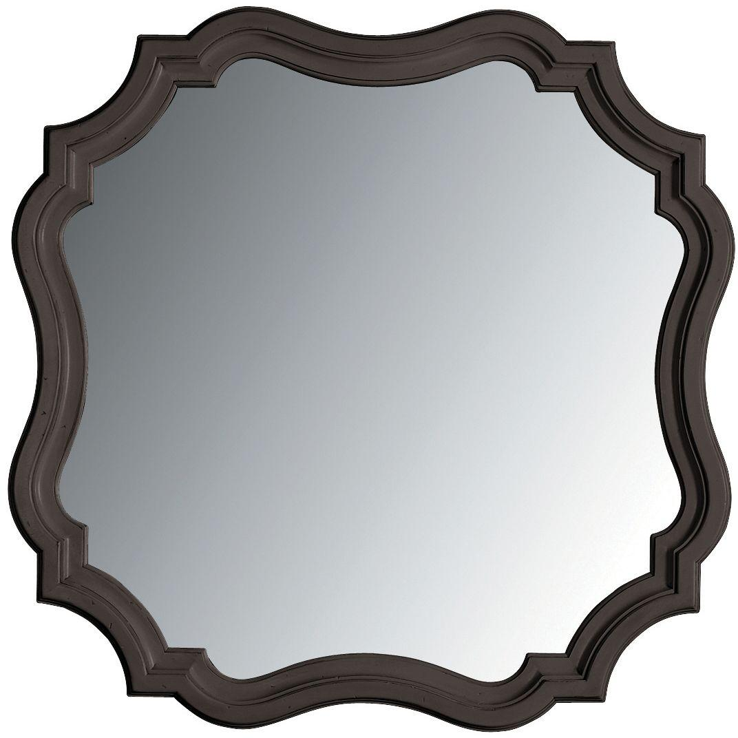 Stanley Furniture Coastal Living Retreat Piecrust Mirror - Item Number: 411-83-30