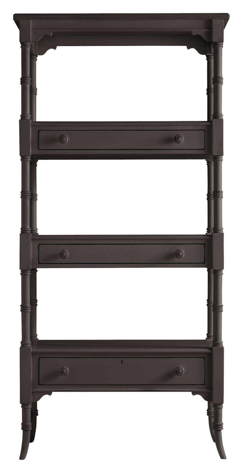 Stanley Furniture Coastal Living Retreat Etagere - Item Number: 411-85-18