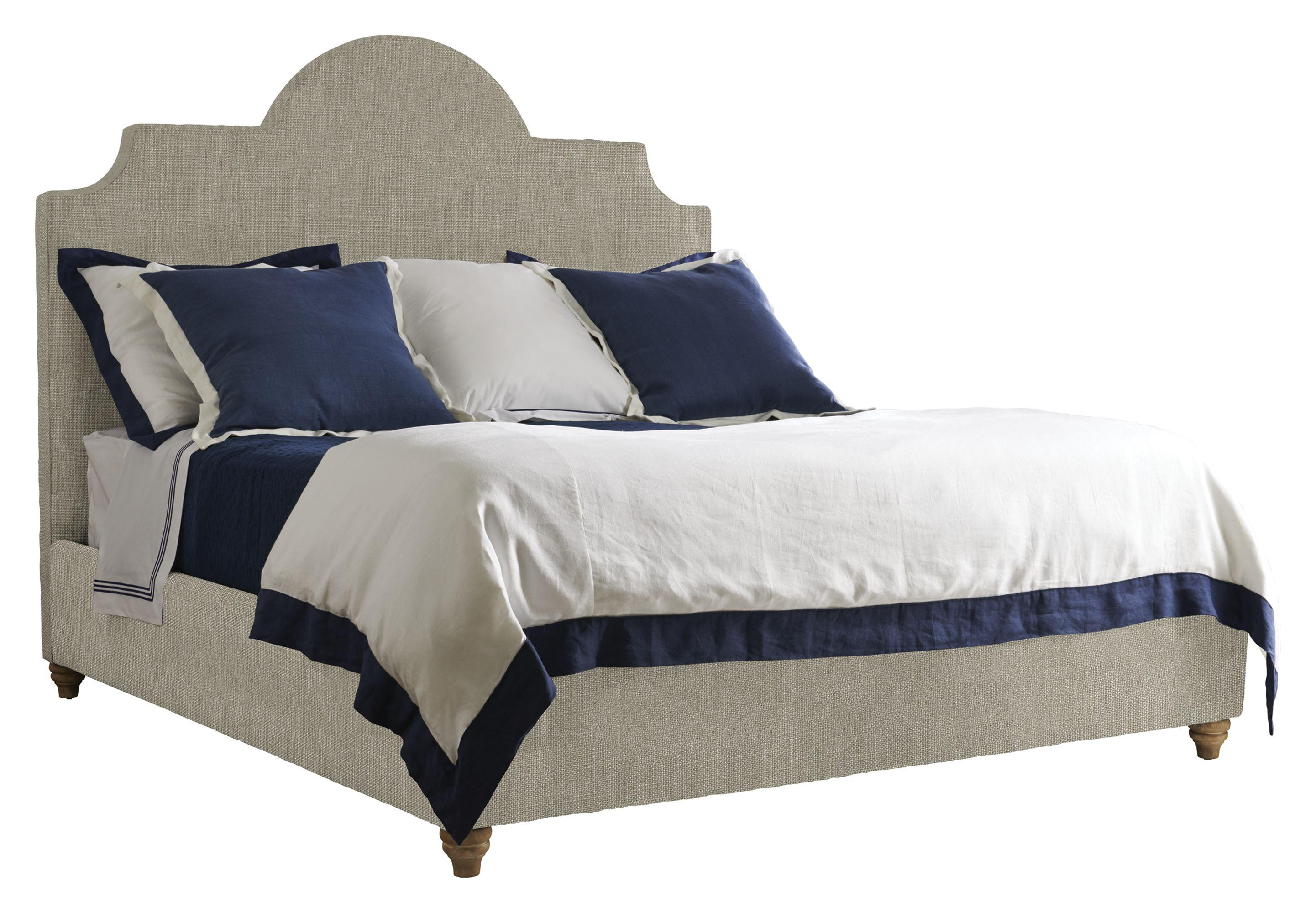 Stanley Furniture Coastal Living Retreat Queen Breach Inlet Bed - Item Number: 411-B3-52