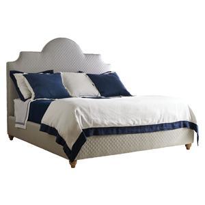 Stanley Furniture Coastal Living Retreat Queen Breach Inlet Bed