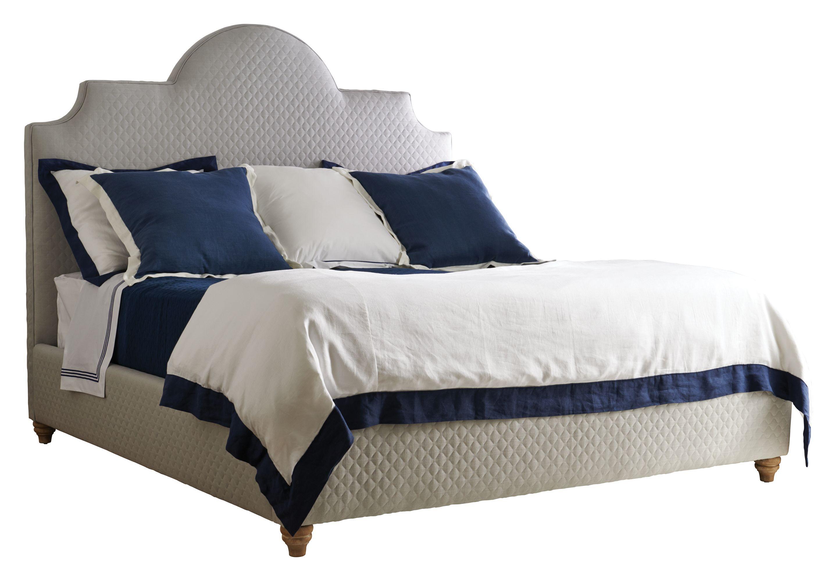 Stanley Furniture Coastal Living Retreat King Breach Inlet Bed - Item Number: 411-C3-53