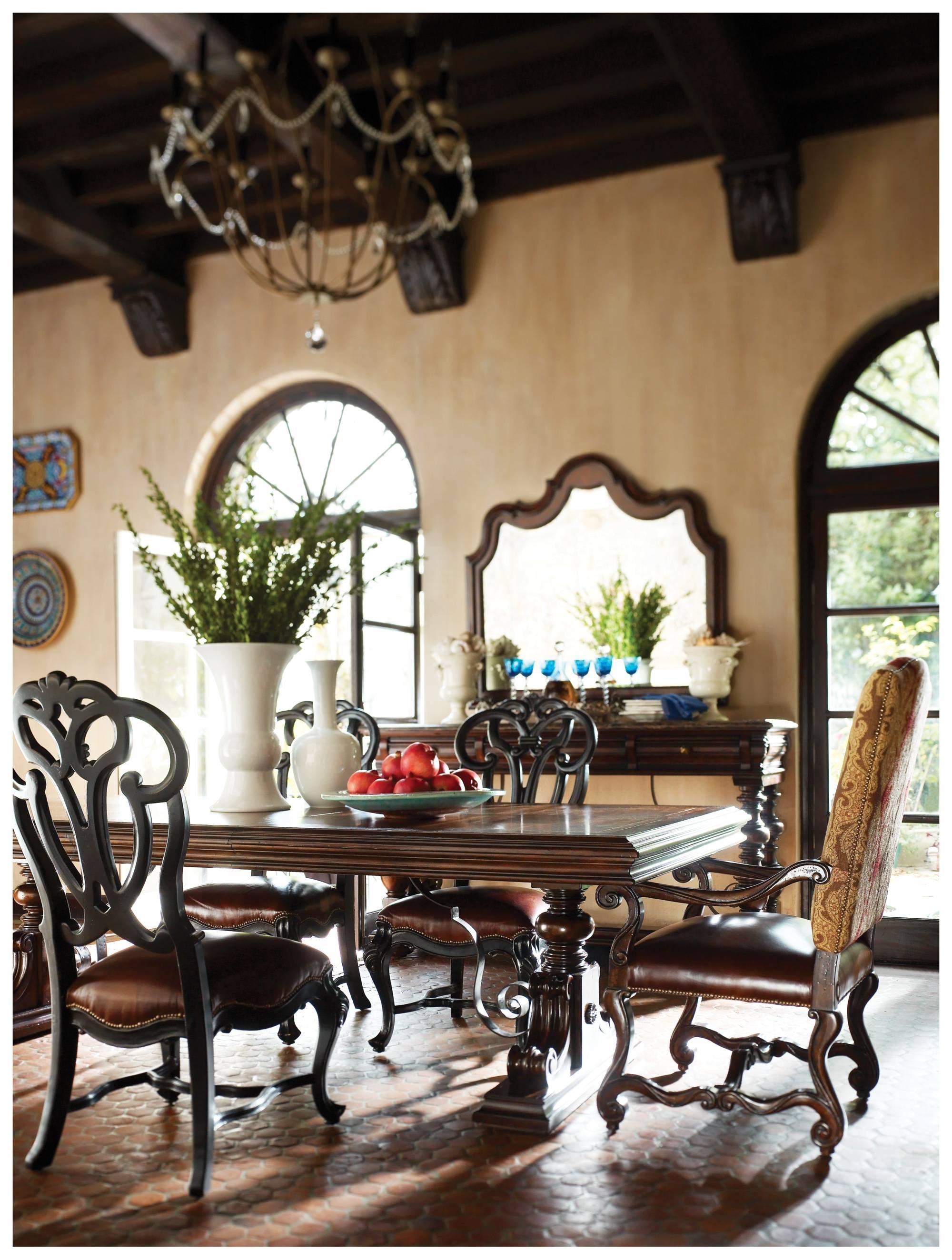 Stanley Furniture Costa del Sol Formal Dining Room Group - Item Number: 971 Dining Room Group 1