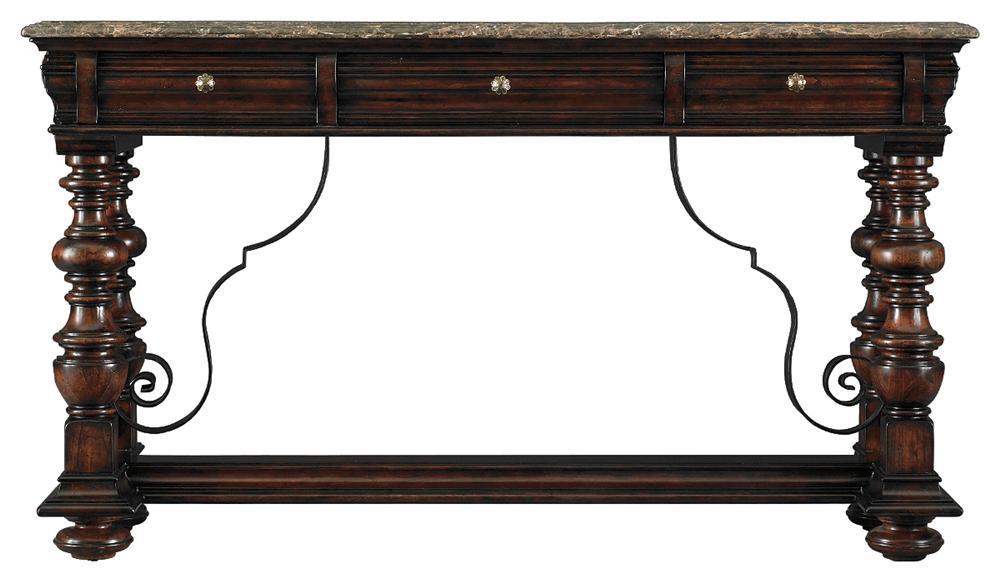 Stanley Furniture Costa del Sol Pillars of the Graces Serviceboard - Item Number: 971-11-06
