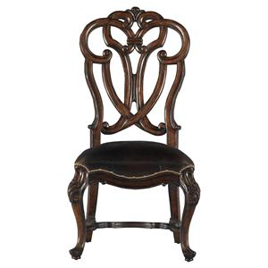 Stanley Furniture Costa Del Sol Messalinau0027s Blessings Side Chair