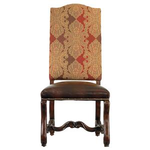 Stanley Furniture Costa del Sol Perdonato Side Chair