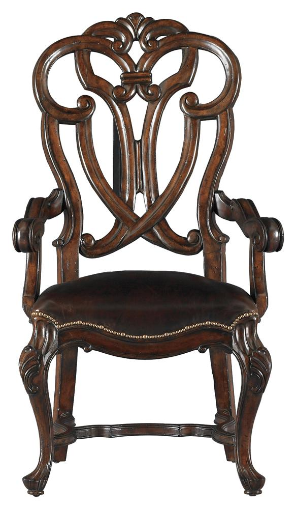 Stanley Furniture Costa del Sol Messalina's Blessings Arm Chair - Item Number: 971-11-70