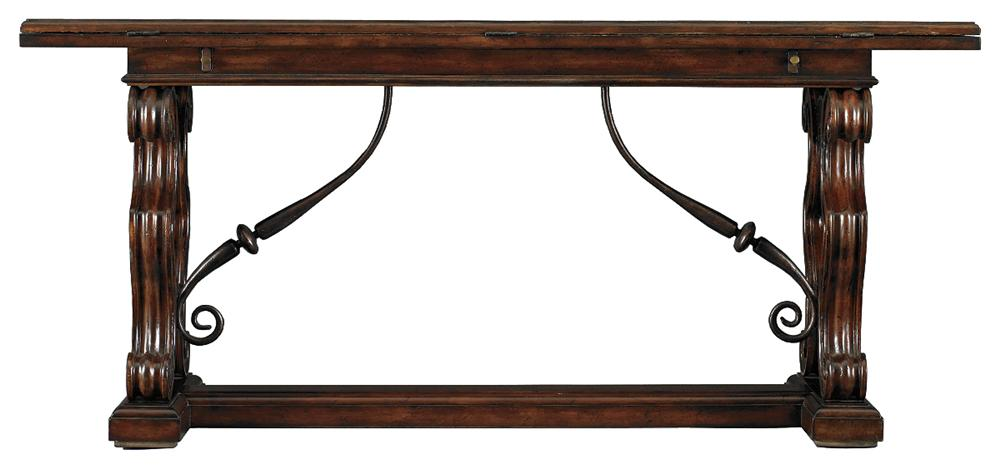 Stanley Furniture Costa del Sol Charneira Family Console - Item Number: 971-15-05