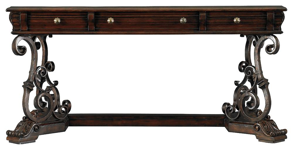 Stanley Furniture Costa del Sol Affari Privi Business Table - Item Number: 971-18-03