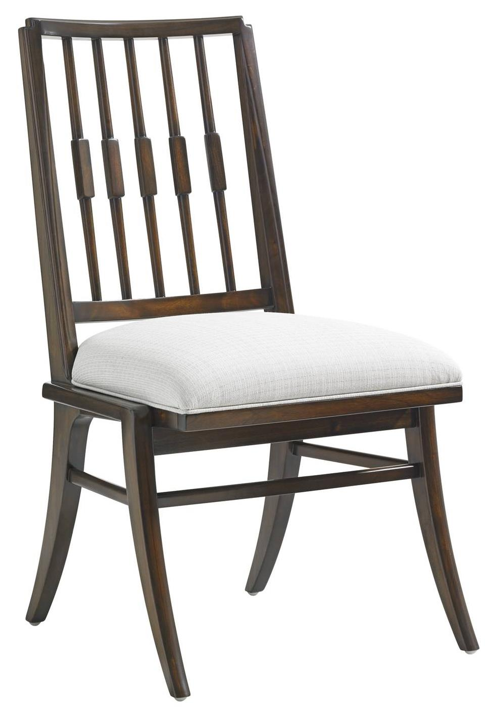 Stanley Furniture Crestaire Savoy Side Chair - Item Number: 436-11-60