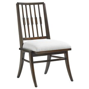 Stanley Furniture Crestaire Savoy Side Chair