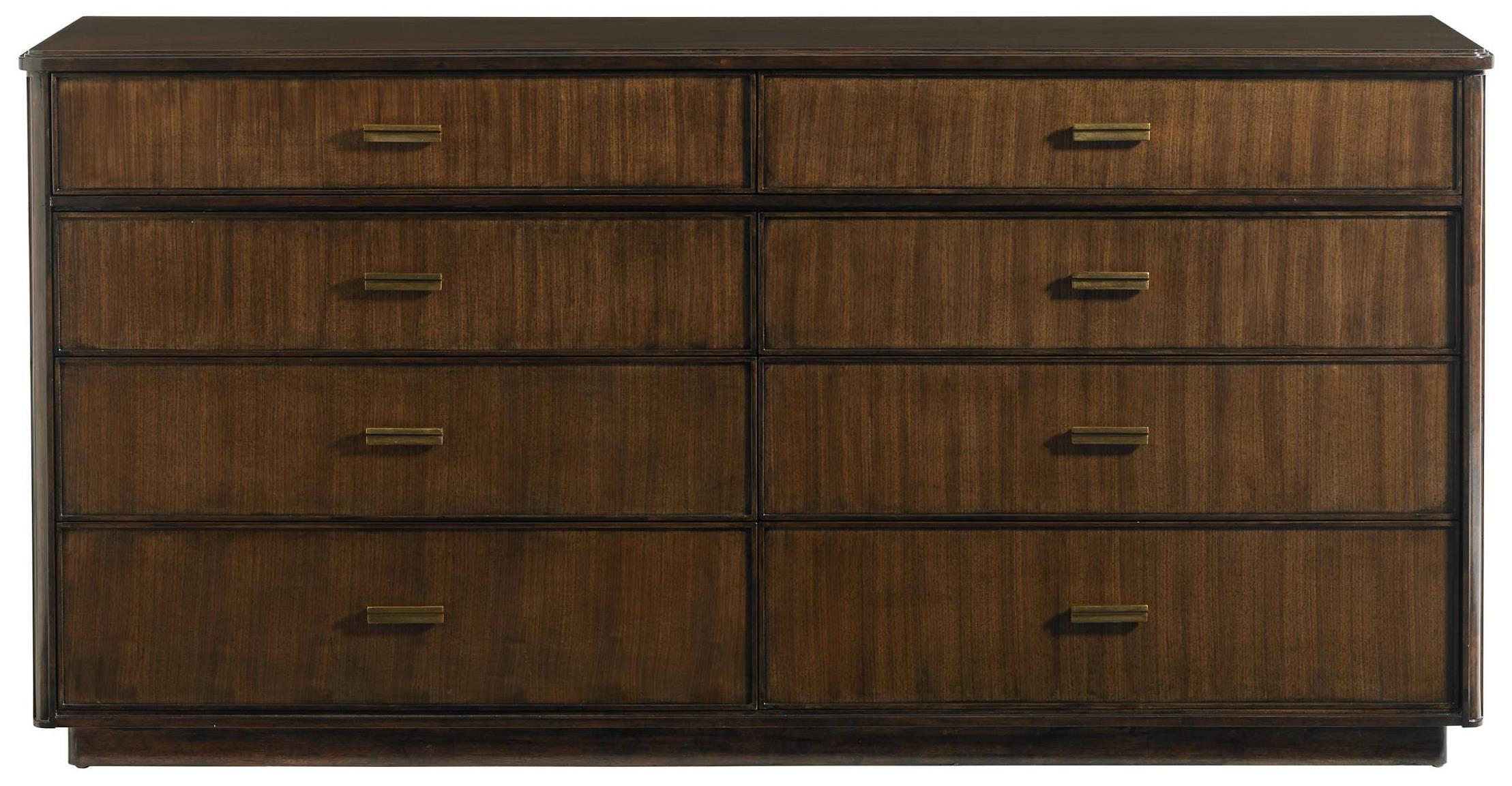 Stanley Furniture Crestaire Southridge Dresser - Item Number: 436-13-06