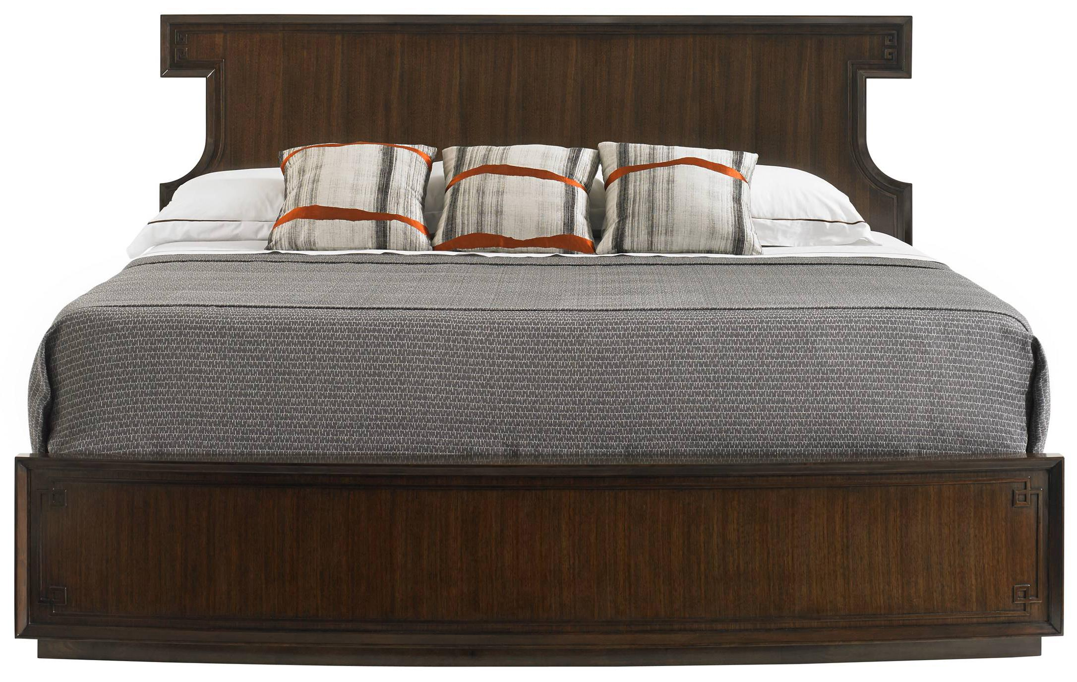 Stanley Furniture Crestaire Queen Southridge Bed - Item Number: 436-13-40