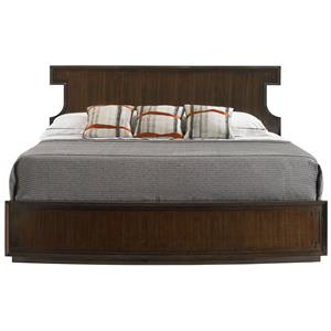 Stanley Furniture Crestaire King Southridge Bed
