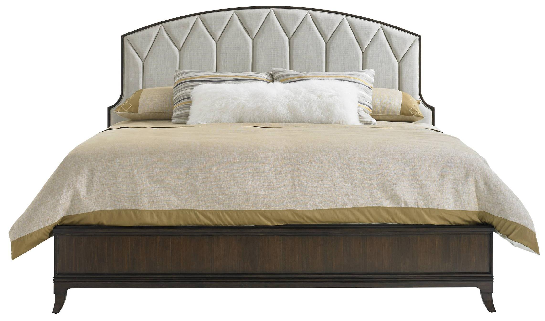 Stanley Furniture Crestaire King Ladera Bed - Item Number: 436-13-47