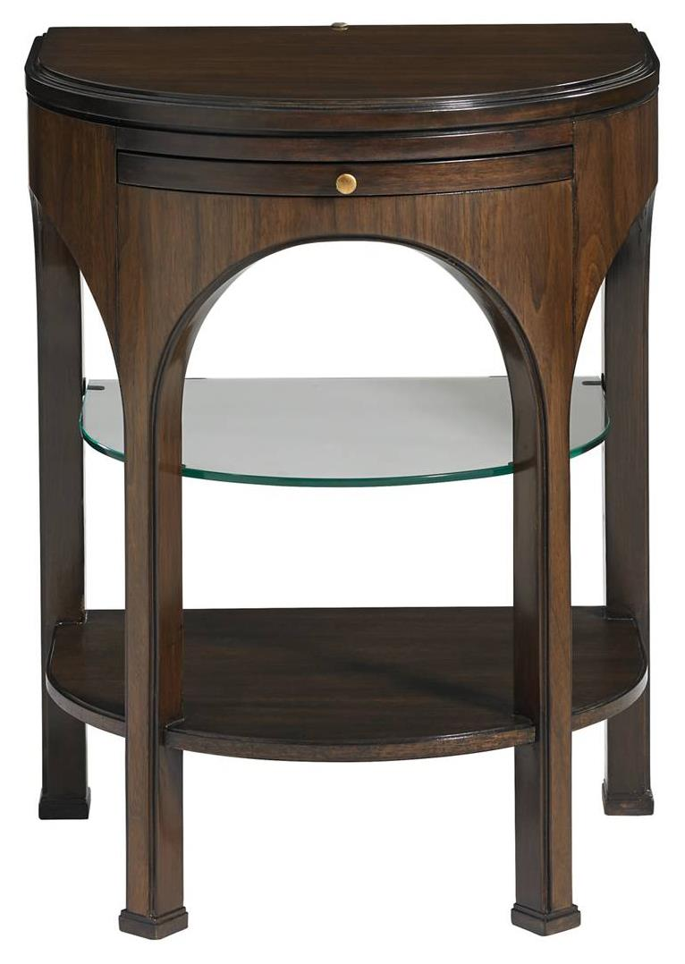Stanley Furniture Crestaire Alexander Telephone Table - Item Number: 436-13-81
