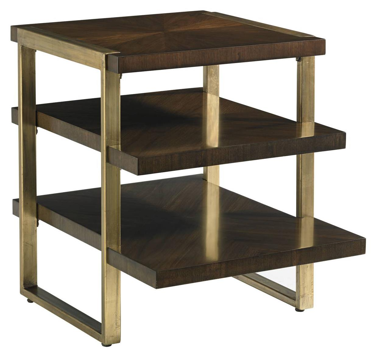 Stanley Furniture Crestaire Autry End Table - Item Number: 436-15-08