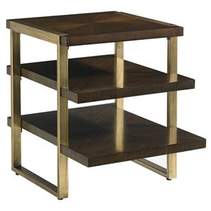Stanley Furniture Crestaire Autry End Table