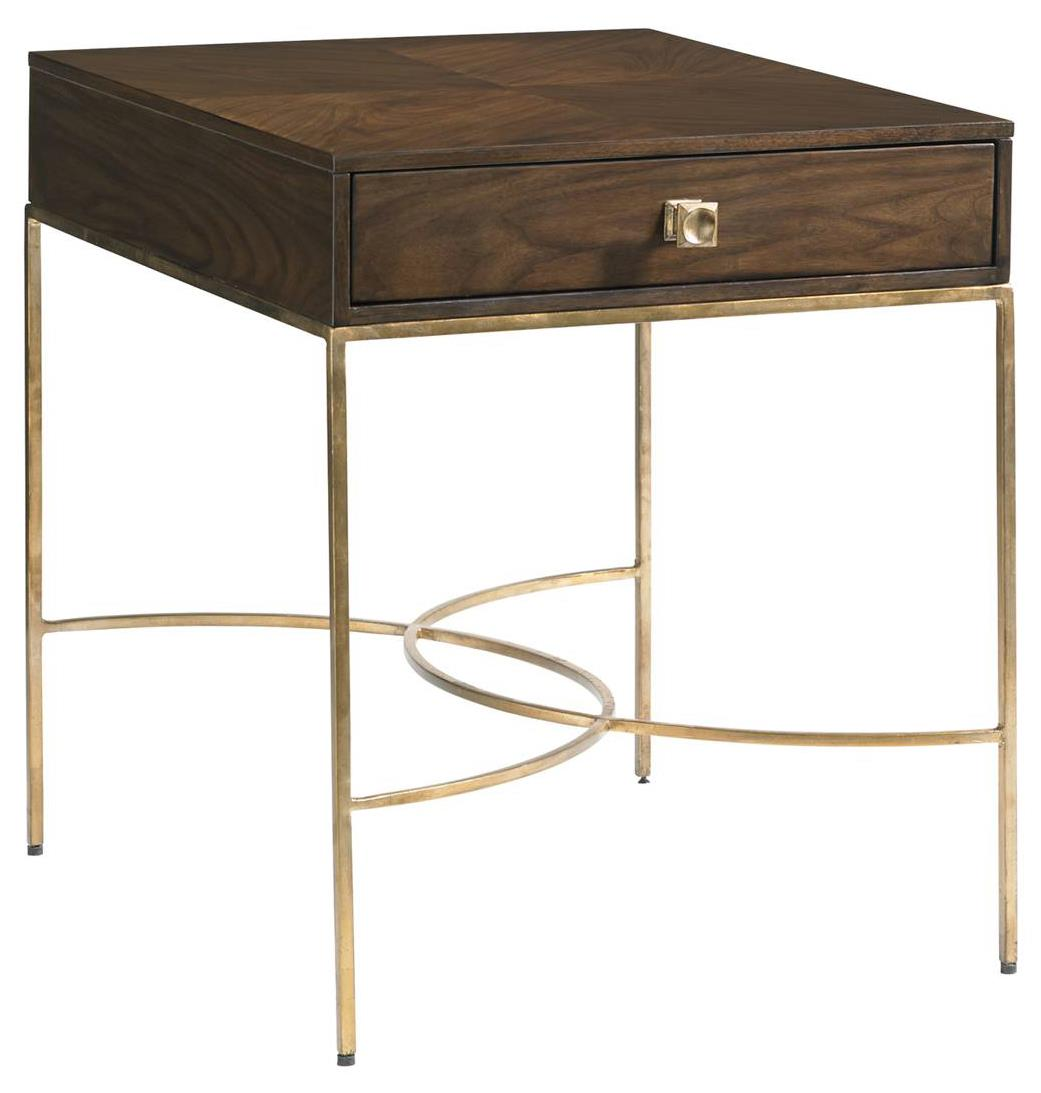 Stanley Furniture Crestaire Oscar End Table - Item Number: 436-15-09