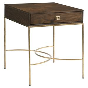 Stanley Furniture Crestaire Oscar End Table