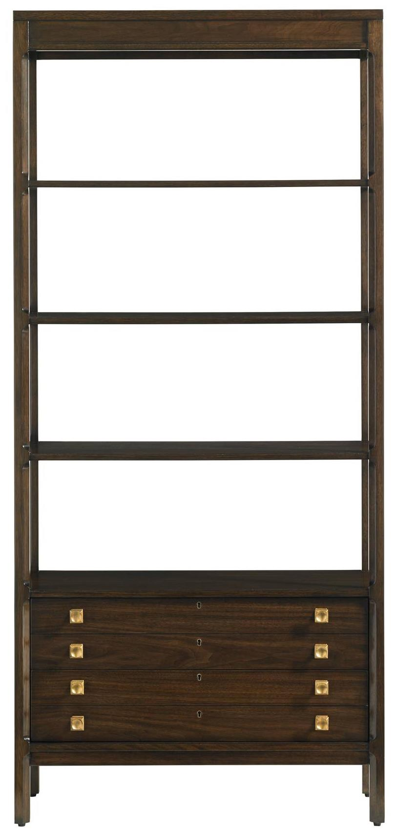 Stanley Furniture Crestaire Welton Bookcase - Item Number: 436-15-18