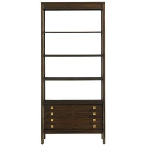 Stanley Furniture Crestaire Welton Bookcase