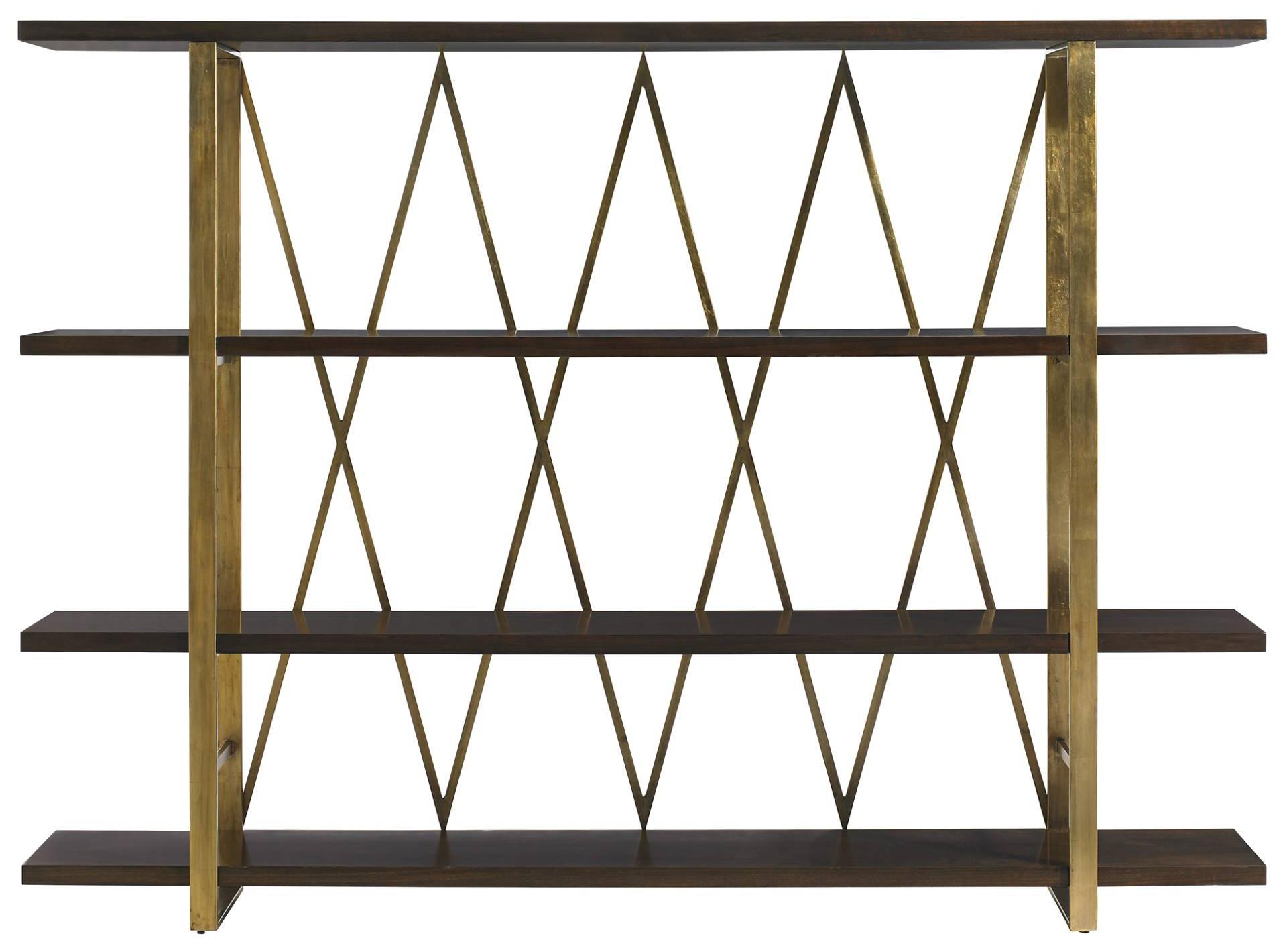 Stanley Furniture Crestaire Crosley Etagere - Item Number: 436-15-19