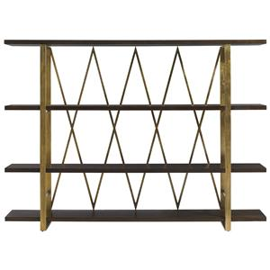 Stanley Furniture Crestaire Crosley Etagere