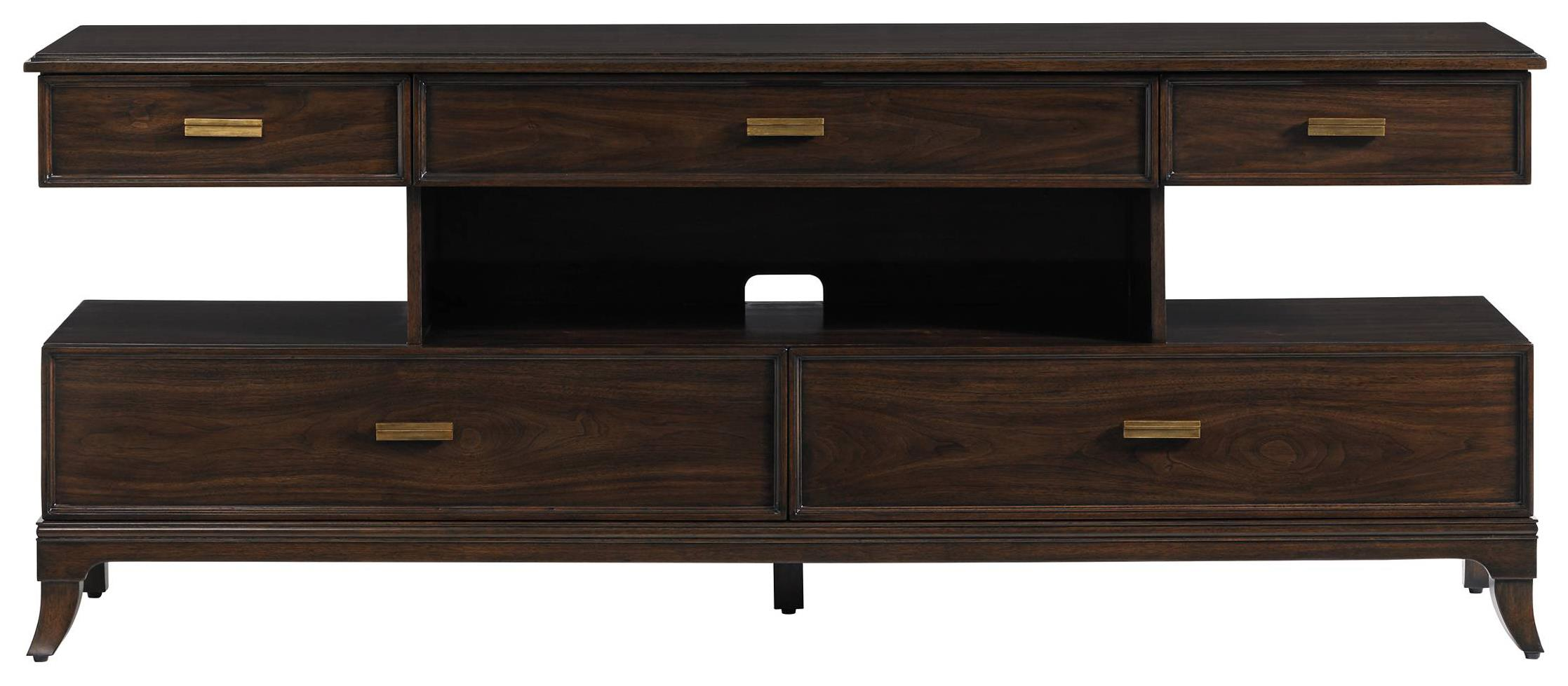 Stanley Furniture Crestaire Ladera Media Console - Item Number: 436-15-30