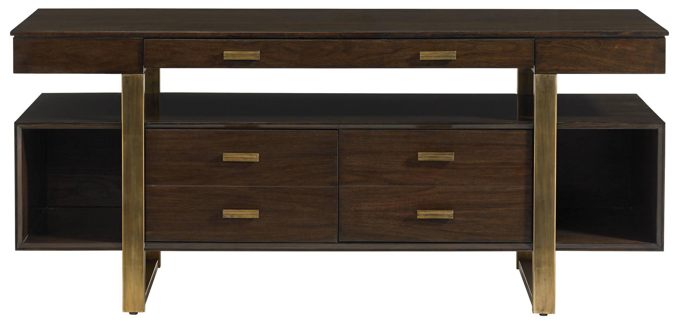 Stanley Furniture Crestaire Vincennes Credenza - Item Number: 436-15-42