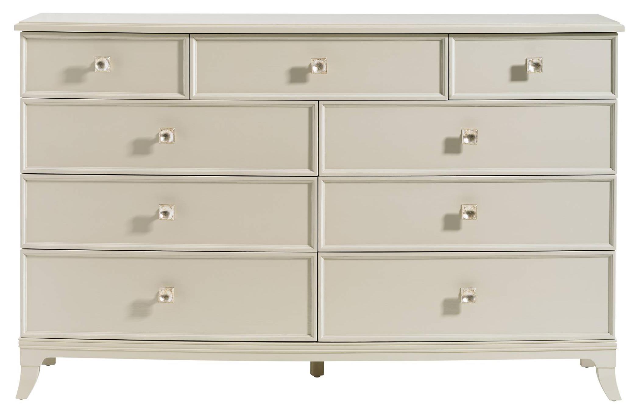 Stanley Furniture Crestaire Ladera Dresser - Item Number: 436-23-05
