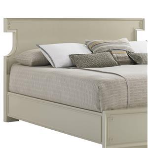 Stanley Furniture Crestaire Queen Southridge Panel Headboard