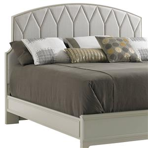 Stanley Furniture Crestaire King/Cal King Ladera Upholstered Headboard